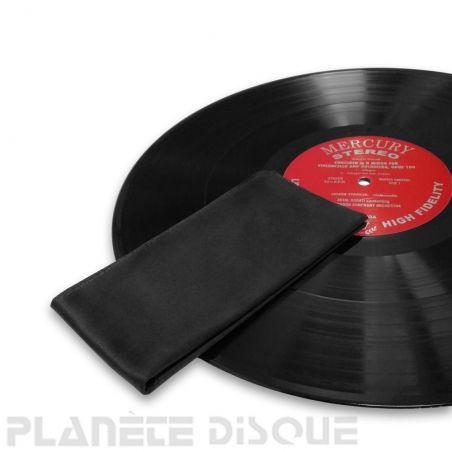 Chiffon de nettoyage pour disques vinyles
